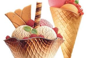 Comer helados